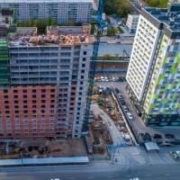 ЖК Jet apartments 2